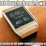 The new douchebag watch is now on sale